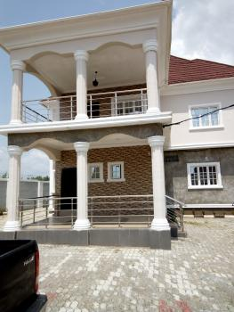 Magnificent 4bedroom Duplex with 2room Bq, Life Camp, Gwarinpa, Abuja, House for Rent