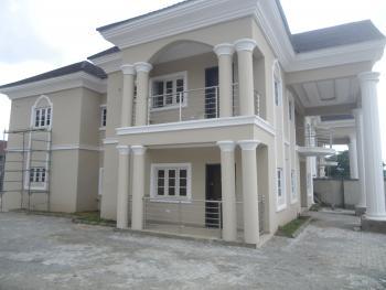 Luxury 5 Bedroom Semi Detached Duplex with Bq, Kado, Abuja, House for Rent