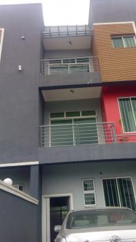 Five (5) Bedroom Terrace Duplex with a Room Bq with Swimming Pool, Adeyemo Alakija Street, Ikeja Gra, Ikeja, Lagos, Terraced Duplex for Sale