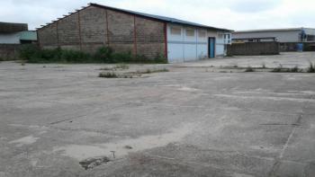 Industrial Warehouse, Off Akilo Road, Oba Akran, Ikeja, Lagos, Warehouse for Rent
