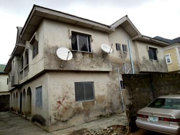 a Story Building of Four Numbers  of Two Bedroom Flat, Egbeda, Alimosho, Lagos, Block of Flats for Sale