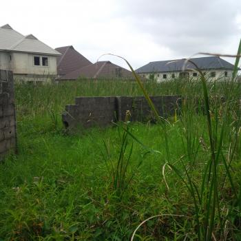Partly Fenced & Close to The Road 690sqm, Charles Ebun, Badore, Ajah, Lagos, Residential Land for Sale