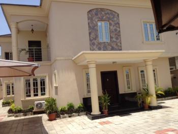 Tastefully Finished and Partly Furnished Five Bedroom Fully Detached House, Large Compound, 2-room Bq, Generator, Fitted Kitchen,, Lekki Phase 1, Lekki, Lagos, Detached Duplex for Rent