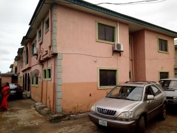 Story Building of Four Numbers of Three Bedroom Flat, Unilag Estate, Egbeda, Alimosho, Lagos, Block of Flats for Sale
