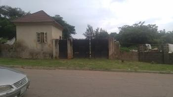 5000 Square Metres of Fully Fenced Land, Zone 2, Wuse, Abuja, Land for Sale