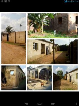 2 Nos of 3 Bedroom Flat, Decking Level, on a Plot of Land, Ifeayin Ugornabor Street, Shefun Road, Ayobo Ipaja, Ipaja, Lagos, House for Sale
