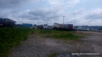 1,500 Sqm Filling Station Plot + Dpr Approval, Zuba-gwagwalada Express Way, Gwagwalada, Abuja, Commercial Land for Sale
