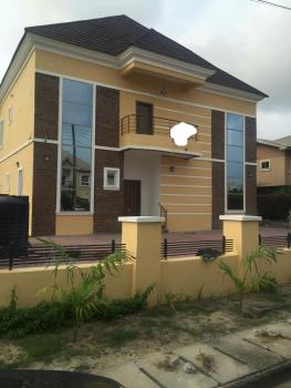 Brand New 5 Bedroom Duplex with 2 Rooms Bq with Well Finished, Northern Forshore Estate, Chevron Drive, Lekki Phase 2, Lekki, Lagos, Detached Duplex for Sale