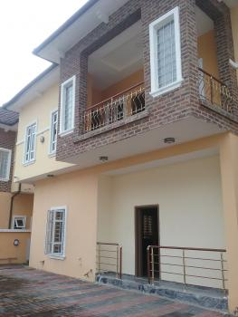 Well Built 5 Bedrooms Detached Duplexes with Bq and Laundry, Agungi, Lekki, Lagos, Detached Duplex for Sale