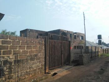 Uncompleted Semidetached Duplex with Apartments, All Saints College Road, Off Idi-ishin, Ido, Oyo, Semi-detached Duplex for Sale