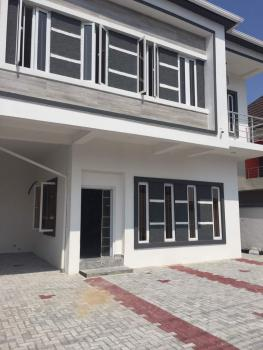 4-bedroom Semi- Detached and Spacious Duplex with an En-suite Bq in Osapa Area, Near Osapa Shoprite, Ologolo, Lekki, Lagos, Detached Duplex for Sale
