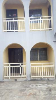 2 Bedroom Flat, Ebute Road, Via Bus Stop By Police Station, Ibafo, Ogun, Flat for Rent