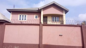 Executive 3 Bedroom Flat, Berger, Via Madonna Estate, Ojodu, Lagos, Flat for Rent