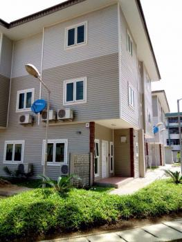 a Well Finished 4 Bedroom Terrace with Bq, Jibowu, Yaba, Lagos, Terraced Duplex for Sale