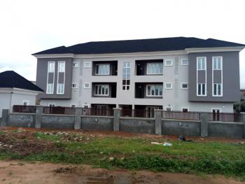 Newly Completed Serviced 3 Bedroom Flat in a Block of 6 Flats, Close to Adovie School and Peace Estate, Jahi, Jahi, Abuja, Flat for Sale