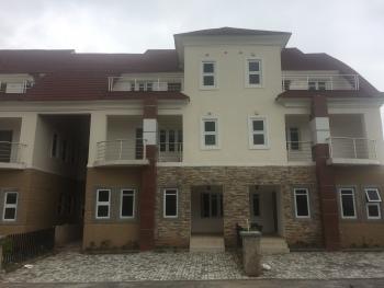 Luxury 4 Bedroom Terraced Duplex & 1 Room Bq, Peachville Estate, Beside Kings Court, Mbora, Abuja, Terraced Duplex for Sale