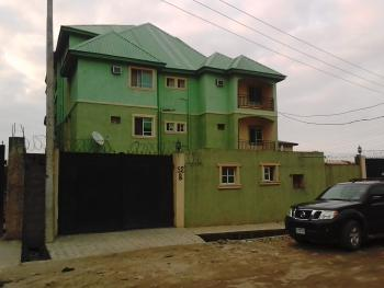 Sharp 6 Blocks of 3 Bedroom Flat with 2 Units of Mini Flat, Man City Bus Stop, Ago Palace, Isolo, Lagos, Block of Flats for Sale