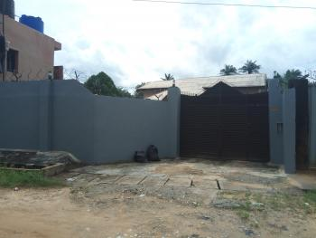Well Finished  3 Bedroom Detached  Duplex with 2 Bedroom Boys Quarter and a Self-contained Attached to It, Umoh Street, Eket, Akwa Ibom, Detached Duplex for Sale