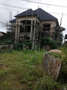 Uncomplicated 5 Bedroom Duplex, Off Falanou Street Country Home Hotel, Oredo, Edo, Detached Duplex for Sale