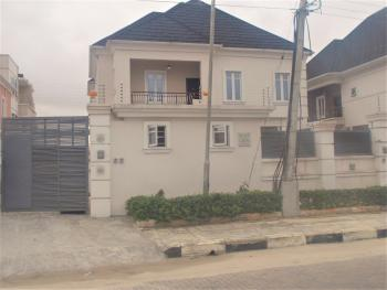 Stunning,fabulous 5 Bedroom Semi Detached Terrace, Alternative Route, Chevron Drive, Lekki, Lagos, Semi-detached Duplex for Sale