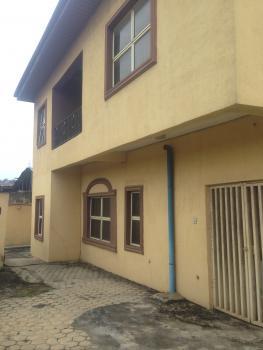 4 Bedroom Duplex, Oke Ira, Ogba, Ikeja, Lagos, Semi-detached Duplex for Rent