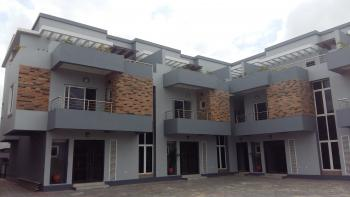 Brand New 4 Bedroom Terrace House with 1 Room Boys Quarters, Off Ogudu Road, Gra, Ogudu, Lagos, Terraced Duplex for Sale