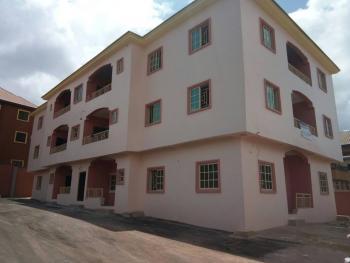 Newly Built Block of 6 No 3 Bedroom Flats, Off Ike Ekweremadu Road, Independence Layout, Enugu, Enugu, Block of Flats for Sale