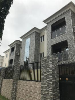 Letting Now  New 3 Bedrooms Block of Flat for with 24/7 Light, Garki 2, Area 11, Garki, Abuja, Flat for Rent
