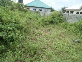 a Dry Full Plot of Land Well Fenced with Gate, After Bogije, Onosa, Ibeju Lekki, Lagos, Residential Land for Sale