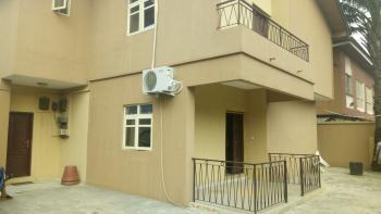 Newly Renovated 3 Bedroom Flat with Bq, Off Sura Mogaji, Ilupeju Estate, Ilupeju, Lagos, Flat for Rent