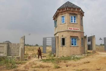 Plots of Land  at Rccg New Auditorium, Lagos-ibadan Expressway, Ibafo, Ogun, Residential Land for Sale