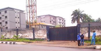 a Corner Piece Parcel of Land Measuring 3022 Sqm, Along Marina Road, Gra, Apapa, Lagos, Mixed-use Land for Sale
