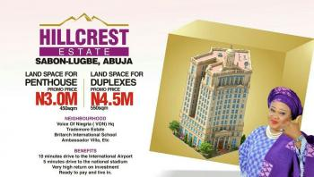 Own Serviced Plots in Sabo Lugbe, Sabo Lugbe, Airport Road, Lugbe District, Abuja, Land for Sale