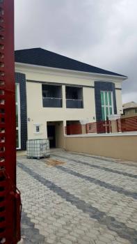a Newly Built 4 Bedroom Semi Detached Duplex with Bq, Before Sangotedo, Lekki-epe Expressway, Peninsula Garden Estate, Ajah, Lagos, Semi-detached Duplex for Sale