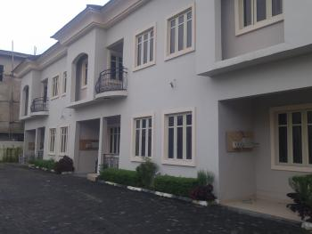 Brand New and Well Finished 4 Bedroom Semi-detached Duplex with Bq, Osapa, Lekki, Lagos, Semi-detached Duplex for Rent