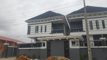 Brand New, Exquisitely Finished and Strategically Located Four (4) Bedroom Detached Duplex with Boys Quarters, Thomas Estate, Ajah, Lagos, Detached Duplex for Sale