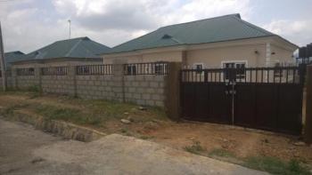 3 Bedrooms Detached Bungalow, Kurudu, Abuja, Detached Bungalow for Sale