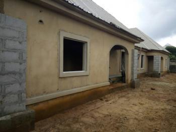 Twin Bungalow of 3 Bedrooms, Abba Father Area Housing Estate, Umuguma, Owerri, Imo, Semi-detached Bungalow for Sale
