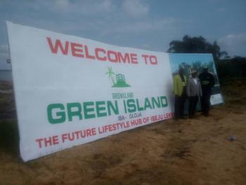 Water Front Land, Lekki Free Trade Zone, Lekki, Lagos, Residential Land for Sale