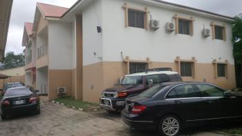 a Block of 4 Units 3 Bedroom Flat Good for Office and/or Residence, Wuse 2, Abuja, Flat for Sale