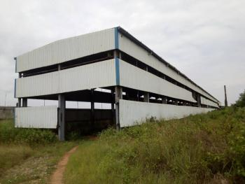 a Glass Company on 28 Hectares of Land, Agbara, Ogun, Factory for Sale