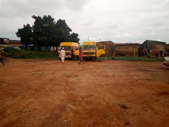 1200sqm Land (2 Plots), Giwa Road, Aboru, Ipaja, Lagos, Commercial Land for Sale