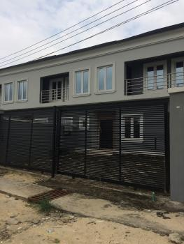 3 Bedroom with Bq Terraced, Chevy View Estate, Lekki, Lagos, Terraced Duplex for Sale