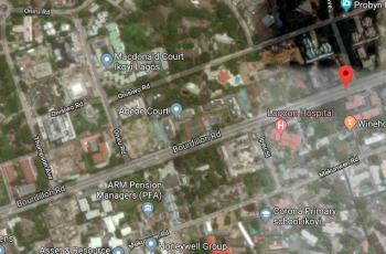 Prime Land, Bourdilon Road, Old Ikoyi, Ikoyi, Lagos, Residential Land for Sale