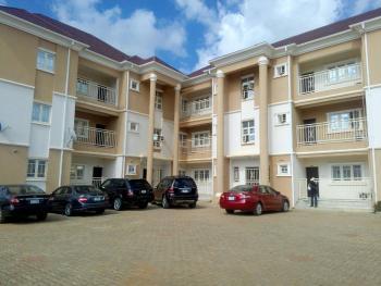 Exquisite Built & Spacious 2 Bedrooms Serviced Apartment, Near Nextmall, Along Ahmadu Bello Way, Jahi, Abuja, Flat for Rent