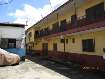Ware Houses, Shops and Unit of Flats, Ajagbandi, Ojo, Lagos, Block of Flats for Sale