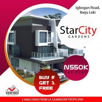 Starcity Garden, Igbogun Community, Ibeju Lekki, Lagos, Residential Land for Sale