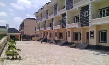 Six Units of Four Bedroom Terrace Duplexes, Guzape District, Abuja, Terraced Duplex for Sale