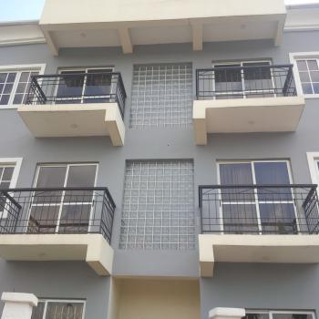 Well Built & Fully Serviced 2 Bedrooms Luxury Home, Off Okonjo Iweala Way, Utako, Abuja, Flat for Rent