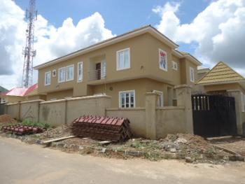 4 Bedroom Semi-detached Duplex with Bq, Dakwo, Abuja, Semi-detached Duplex for Sale